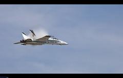 F-18 at AirPower over Hampton Roads (brantgajda) Tags: plane canon virginia jet f18 100400l langleyairforcebase airpoweroverhamptonroads 5dmarkii