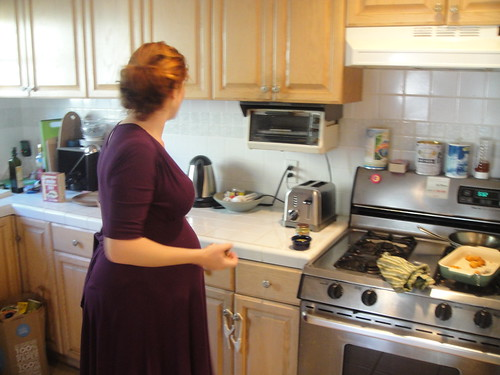 pregnancy cooking