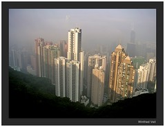 skyscrapers (Winfried Veil) Tags: china building fog architecture skyscraper buildings hongkong apartments nebel veil apartment skyscrapers haus architektur apartmentbuilding winfried beton hochhaus dunst häuser apartmentbuildings hochhäuser wohnblock wohnblöcke mobilew multistoreybuildings winfriedveil multistoreybulding
