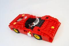 Ferrari 330 P4 Spyder Racer
