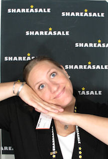 Sarah Beeskow ShareASale Get to know us