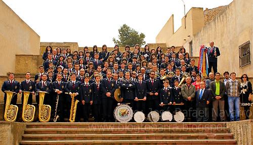 Unión Musical Santa Cecilia 2009