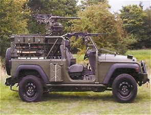 truck army design conversion jeep offroad 4x4 diesel military pickup prototype fav chrysler concept defense jt jk machinegun armedforces rollbar capable wrangler j8 recon jerrycans fourbyfour lpv rollcage 2007jeep moderncombat dpv lsv fastattackvehicle lightstrikevehicle jgms desertpatrolvehicle lightpatrolvehicle jeepj8