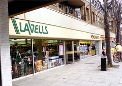 Lavells Newsagents, High Street, Teddington (Lavells for Leisure) Tags: street high broadstreet teddington newsagents lavells