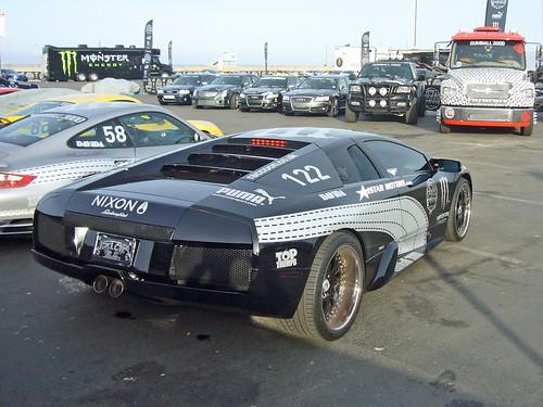 lamborghini 3000. Gumball 3000 2009, Lamborghini