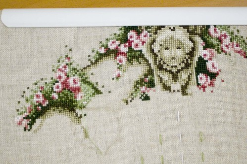 Cross-stitch