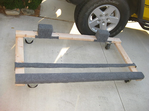 Diy Hardtop Cart Jk Forum Com The Top Destination For