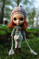 Gigi the garden gnome?