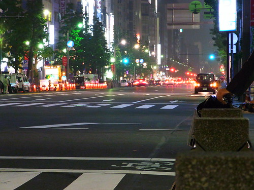 Akihabara Road & Bicycle