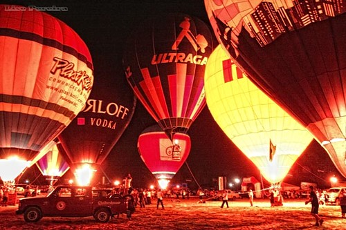 21º Festival de Balonismo