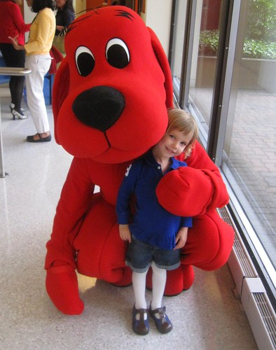 Eve and Clifford