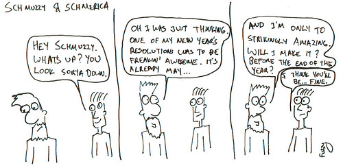 366 Cartoons - 106 - Schmuzzy and Schmerica