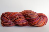 Firesong variation on Eco Wool - 6.5 oz.