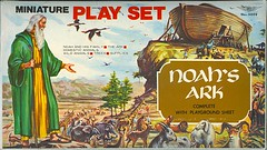 Noah's Ark Box Cover