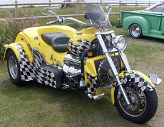 Boss Hoss superbike! (Abi Skipp) Tags: trike bosshoss