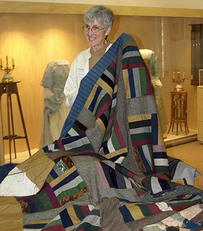 Handyman quilt