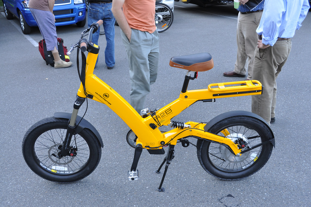 Ugly bike