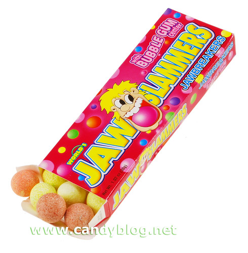 Bubble Gum Center Jaw Slammers