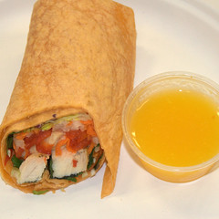 Jamba Juice - Asian Style Chicken Wrap