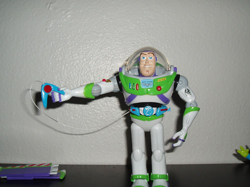 Ultimate Buzz Lightyear Figure Review Infinite Hollywood