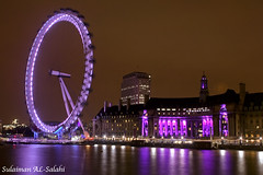 London eye (Sulaiman_Q8) Tags: london eye sulaiman alsalahi