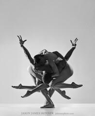 Chimera (skinr) Tags: blackandwhite dancers rehearsal dancer femalemodel chimera malemodel studiophotography femalemodels moderndancers jasonjamesskinner lvcdt fineartartisticnude