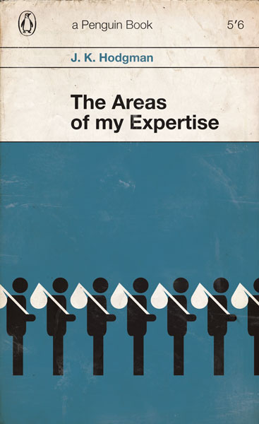 The Areas Of My Expertise