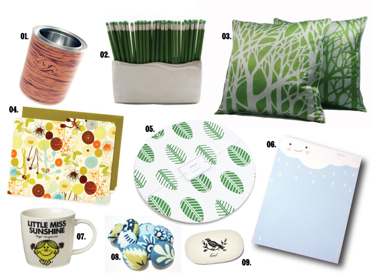 Nature-Inspired Office Supplies