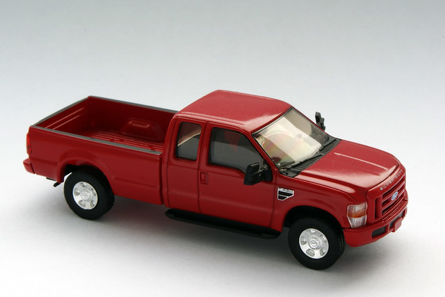 ford scale truck pickup 187 f250 superduty modellautos automodelle masstab i87blogpic riverpointstation