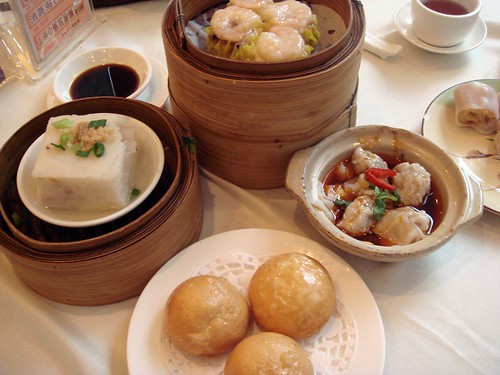 Dim Sum2@Holiday Inn Exp HK