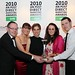 BEST NEW PRODUCT OR SERVICE LAUNCH -Dara Keogh GeoDirectory, Estelle Gorby, Aurora Pereza Acorn Marketing, Rachel Quinn eircom and John Corrigan Acorn Marketing