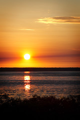 Sunrise over the mudflats (parkers photos) Tags: sunrise moonrise broome staircasetothemoon staircasetothesun