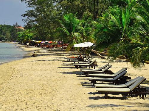 Victory Beach - Sihanoukville, Cambodia