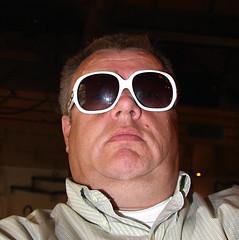 Elton John made a fortune with it (grwsh.marcel) Tags: portrait selfportrait me sunglasses canon fun lol moi ridiculous portret zelfportret ik zonnebril belachelijk 40d zelfspot canon40d okleeeeeeee