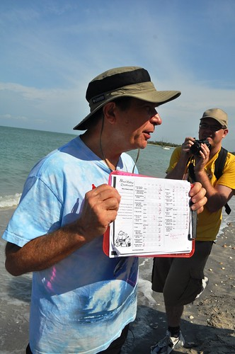 Walking with Dr. Beach to Find Out What Makes a Great Beach