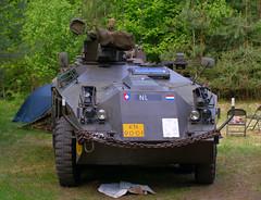 Bridgehead 2011 Crailo, DAF  YP408 (Jan Barnier Hilversum) Tags: army vehicle bridgehead kl hilversum bussum armee yp daf 2011 landmacht crailo unifil 8wheeler yp408 pantserwagen bevrijdng