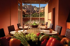 Dining at Mii amo (hawkinsinternationalpr) Tags: vacation destination spa resort arizona destination retreat vacation spa luxury vacation spas destinations spa sedona