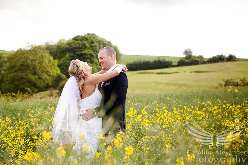 Kingscote Wedding Photographs 34