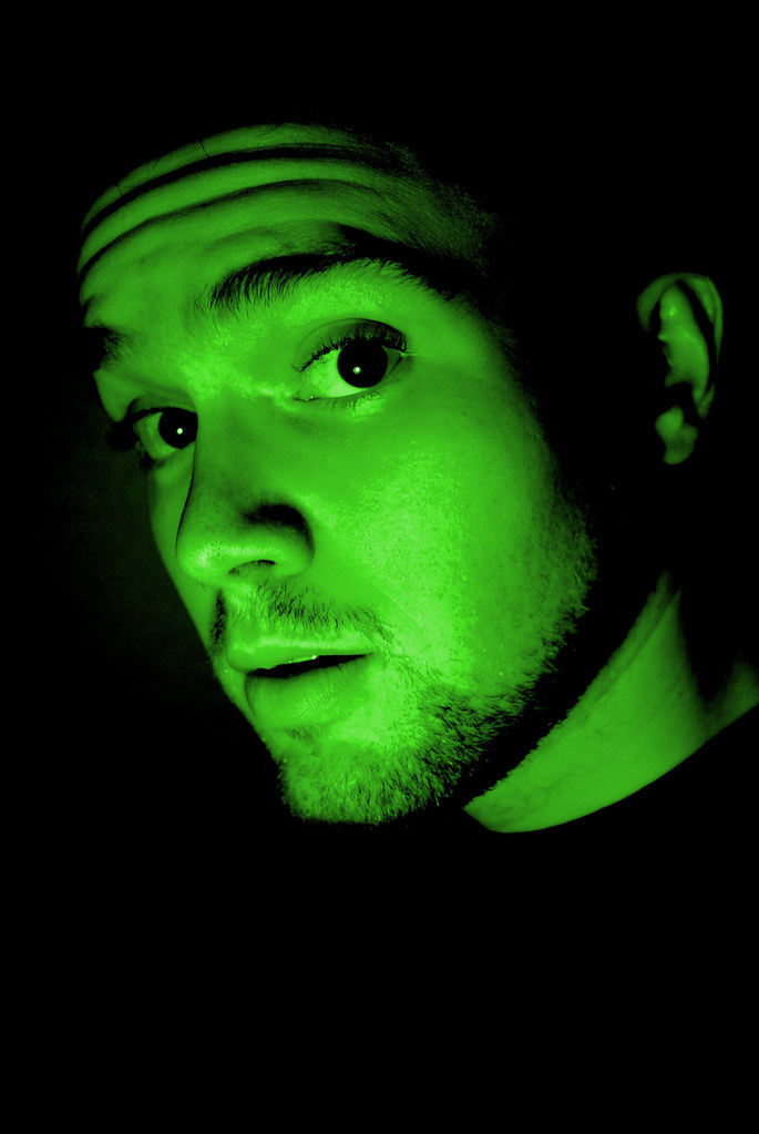 133/365 Go Green or get off my planet!