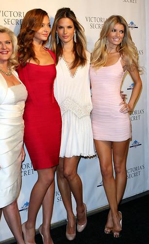 The Victoria's Secret supermodels  by Ashley149.
