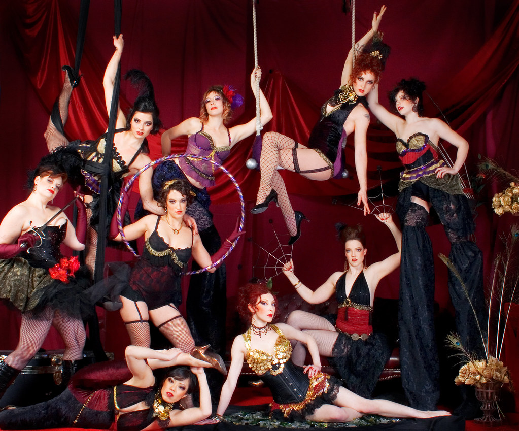 Lady Circus - www.ladycircus.com