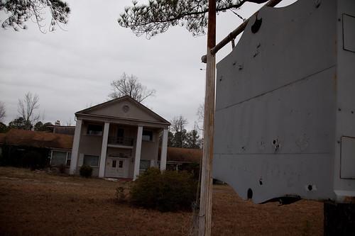 Spooky Motel