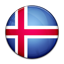 Flag of Iceland PNG Icon