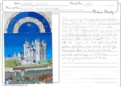limbourg notebooking page