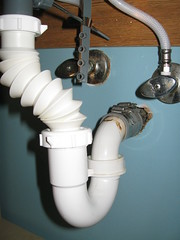 Screwy plumbing