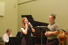 Joanne Davison and Simon James in recital 2 at Flickr.com