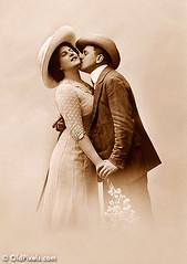 Victorian romance. OldPixels.com via Flickr