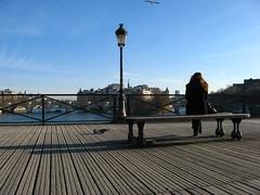 janvier 09 (ondamare) Tags: paris seine capitale lampadaire pontdesarts