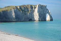 La Normandie              --   Les falaises Etretat