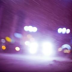 Extrapolation d'une tendance linaire (Benoit.P) Tags: winter light snow storm car montral benoit mtl bokeh hiver troisrivieres mauricie tr paille troisrivires benoitp benoitpaille